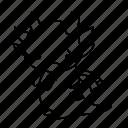 down, sad, sticker, tigeron, unhappy