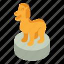 cambodia, heraldic, isometric, lion, logo, object, statue