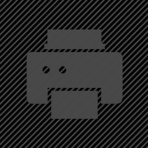 Print, print photo, printer, scanner icon - Download on Iconfinder