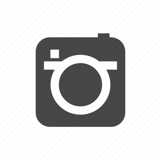 camera, images, photographs, polaroid icon