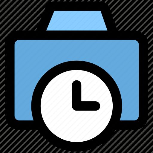 camera, shotting, time shotting icon