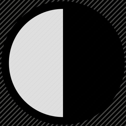 camera, contrast, photo icon