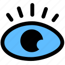 camera, clarity, clean icon