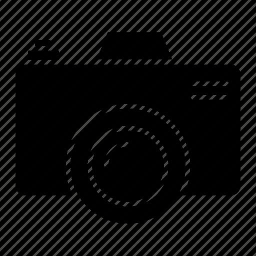 camera, digital, dslr, photography icon