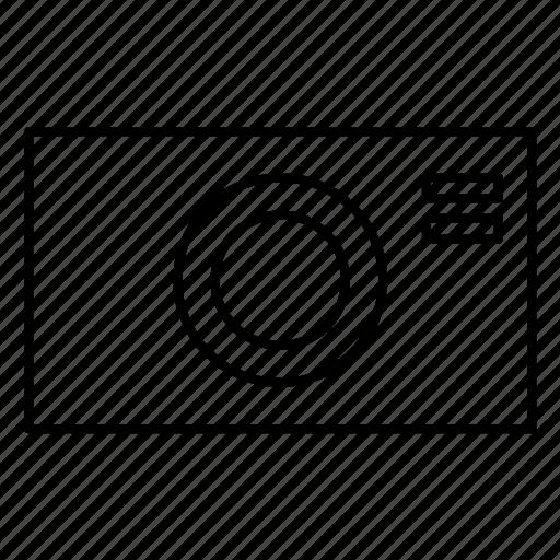 Camera, digital, dslr, photography icon - Download on Iconfinder
