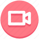 camera, shooting, video icon