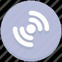internet, signals, wifi icon
