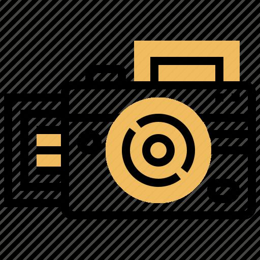 Camera, digital, dslr, instant, photography icon - Download on Iconfinder