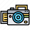 camera, digital, dslr, instant, photography icon