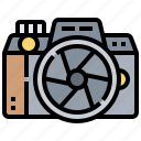 camera, dslr, focus, shutter, speed