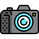camera, dslr, photo, photography, picture icon