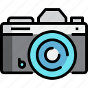 camera, photo, photography, picture, vintage icon