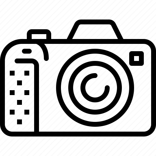 Camera, dslr, equipment, photography icon - Download on Iconfinder