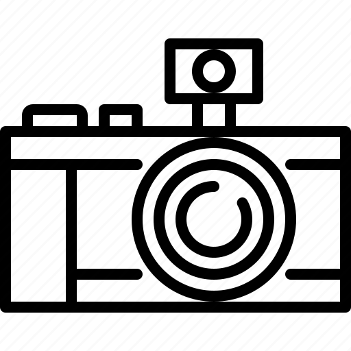 camera, equipment, flash, photography icon