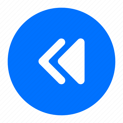 Media, multimedia, rewind icon - Download on Iconfinder
