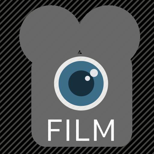 camera, capture, cinema, classic, video icon