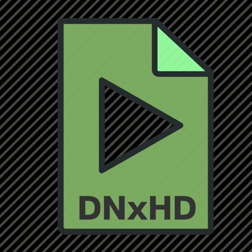 avid, camera, codec, dnxhd, editing, format, video icon
