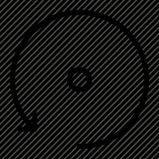 camera, counterclockwise, edit, photo, rotate icon