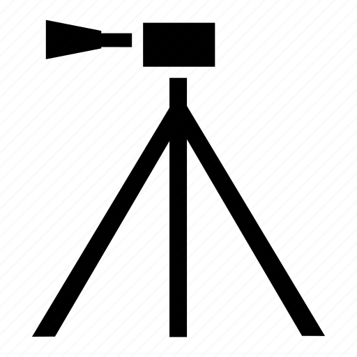 camera, equipment, photography, tool, tripod icon