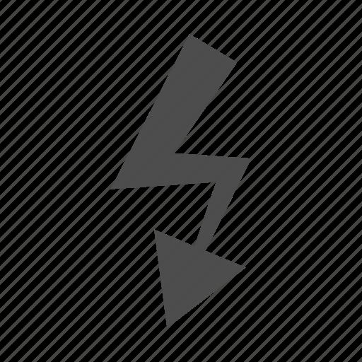 flash, light, sensitivity, xenon icon