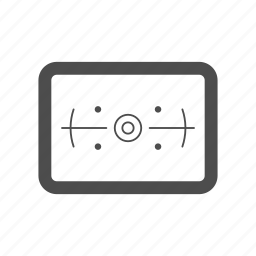 centerweighedmetering, evaluativemetering, metering, meteringmode, partialmetering, spotmetering icon