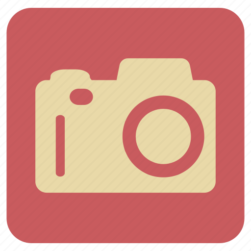 camera, capture, vintage icon
