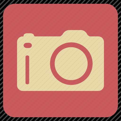 camera, capture, click, image, photo, vintage icon