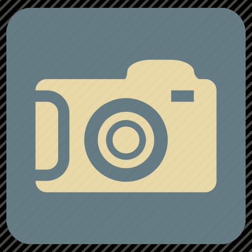 camera, lense, photo, vintage, zoom icon