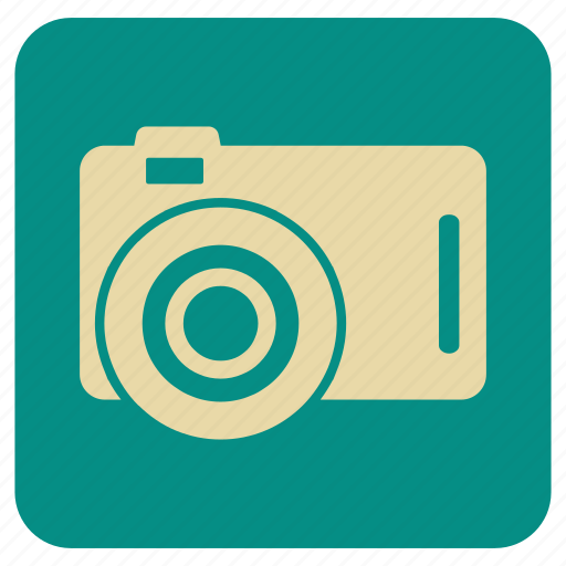 camera, technology, vintage icon