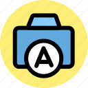 camera, photography, shooting icon