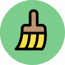 brush, clean icon