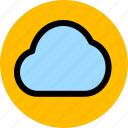 cam, camera, cloudy shooting icon