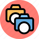 camera, photo, photography, shooting icon