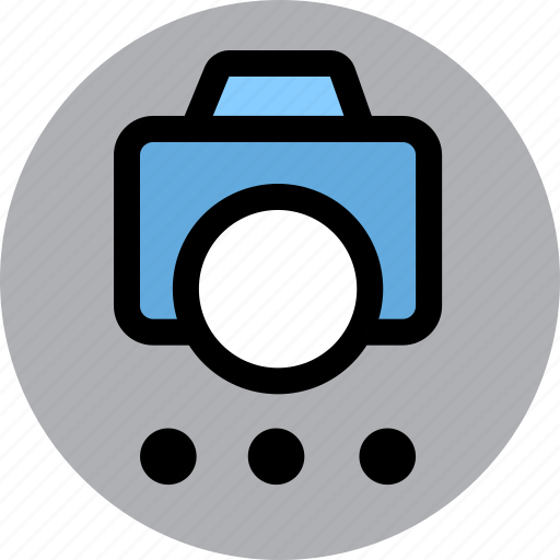 cam, camera, shooting icon