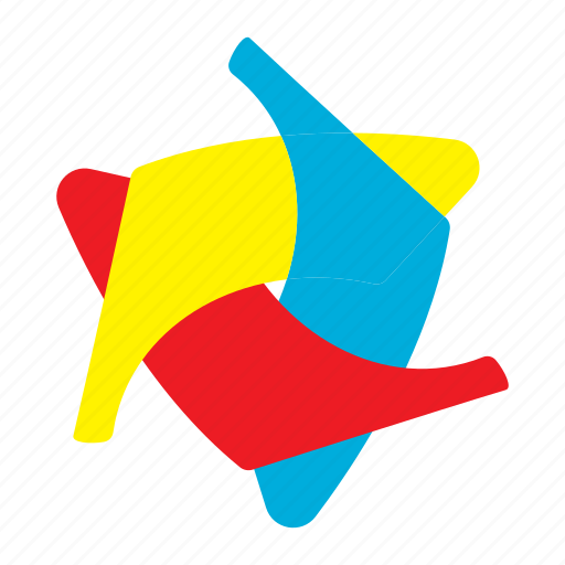 abstract, cartoon, colorful, creative, modern, shape, style icon