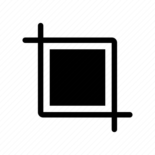 adjustment, crop tool, cropping, editor, graphic, image, photography icon