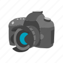camera, lens, photography, photoshoot, picture icon