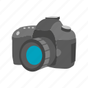 camera, dslr, lens, photography icon