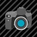 camera, dslr, lens, photography icon