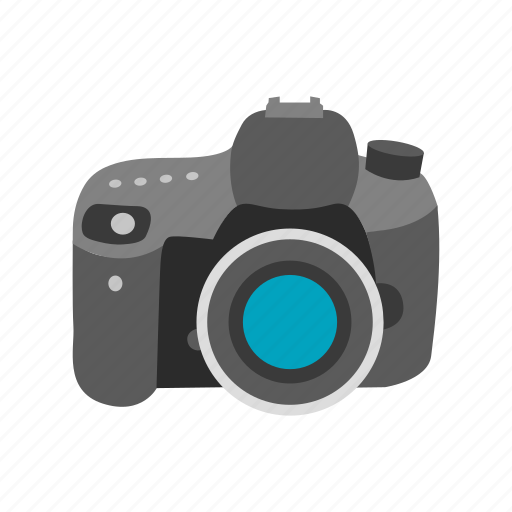 Dslr, lens, camera, photography icon - Download on Iconfinder