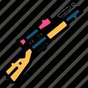 gun, pistol, rifle, war, weapon, weapons