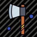 axe, hatchet, tomahawk