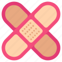 aid, bandage, kit, plaster