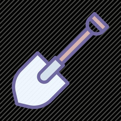 Shovel, tool, gardening, garden, farm, farming icon - Download on Iconfinder