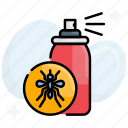 insect, repellent, bug, spray