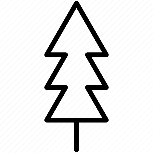 Spruce, tree, fir, forest, christmas, pine, winter icon - Download on Iconfinder