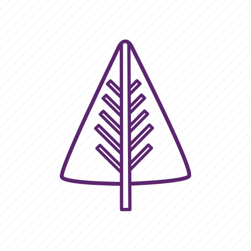 camping, forest, plant, tree icon