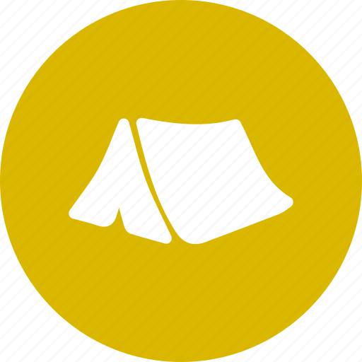 Camp, camping, outdoor, tent icon - Download on Iconfinder