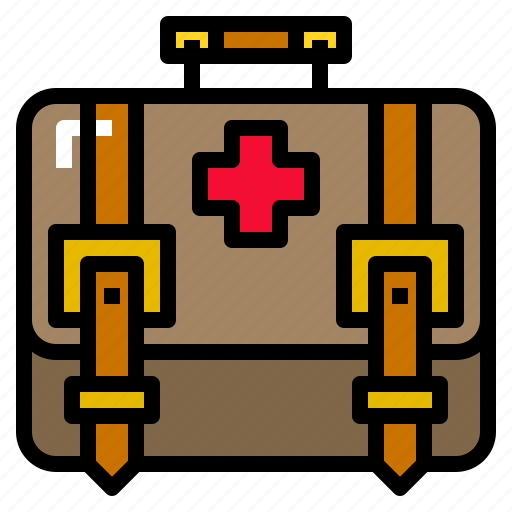 aid, doctor, emergency, first, health, medical icon
