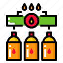 cook, cooking, gas, kitchen, stove icon
